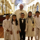 First Communions at our Spanish Mass photo album