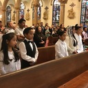 First Communions at our Spanish Mass photo album thumbnail 3