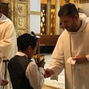 First Communions at our Spanish Mass photo album thumbnail 21